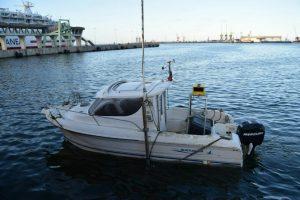 Mise en place et calage des systèmes de mesures des marées