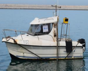 Mesure des courants et marée ( ADCP et Marégraphe )